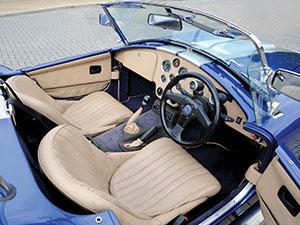 AC Cars Cobra 2 дв. кабриолет Mk IV