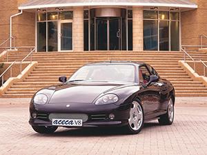 Технические характеристики AC Cars Aceca