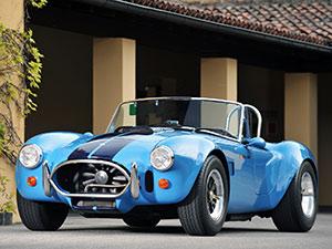 Технические характеристики AC Cars Cobra