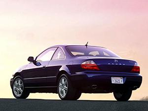 Acura CL 2 дв. купе CL