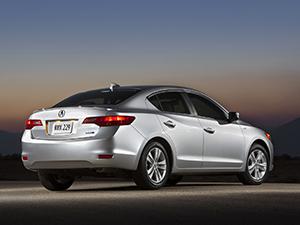 Acura ILX 4 дв. седан ILX