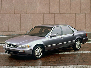 Acura Legend 4 дв. седан Legend II
