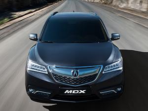 Acura MDX 5 дв. внедорожник MDX