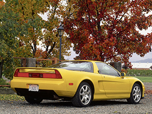 Acura NSX 2 дв. купе NSX
