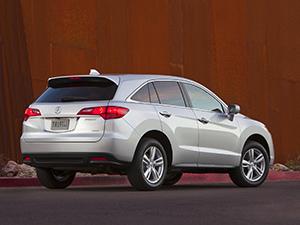 Acura RDX 5 дв. внедорожник RDX