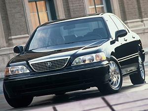Acura RL 4 дв. седан RL