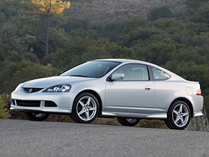 Acura RSX 2 дв. купе RSX