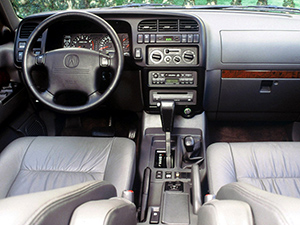 Acura SLX 5 дв. внедорожник SLX