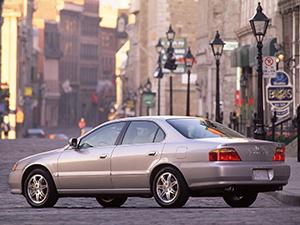 Acura TL 4 дв. седан TL