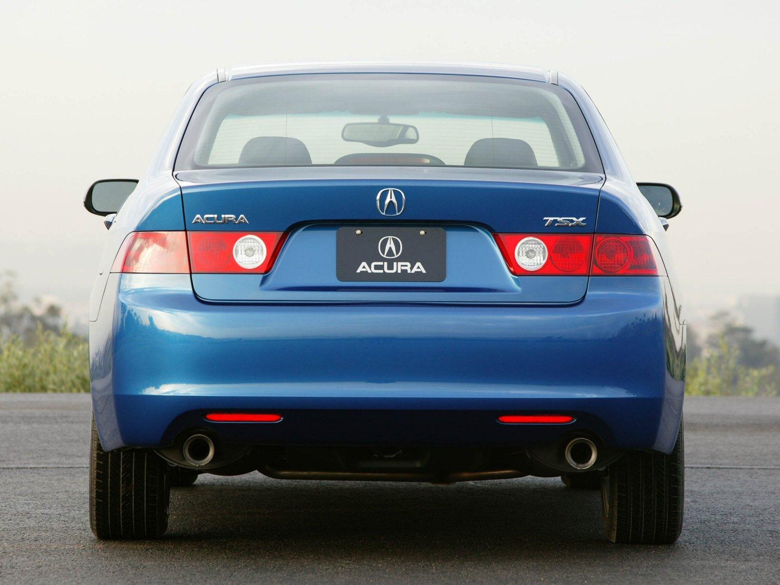 Acura (Акура) TSX 2003-2008 г.