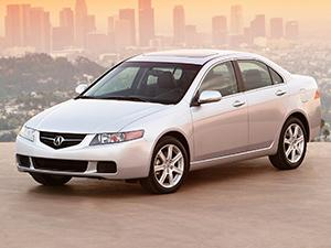 Acura TSX 4 дв. седан TSX