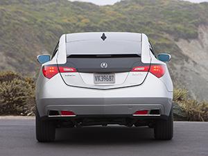 Acura ZDX 5 дв. кроссовер ZDX