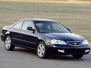Технические характеристики Acura CL