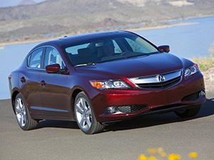 Технические характеристики Acura ILX 2.0i 2012- г.