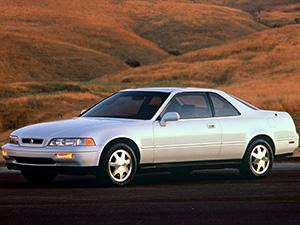 Технические характеристики Acura Legend