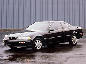 Legend II с 1991 по 1996