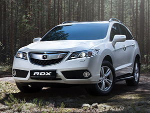 Технические характеристики Acura RDX