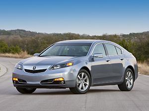 Технические характеристики Acura TL