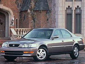 Технические характеристики Acura TL 2.5 1996-1998 г.