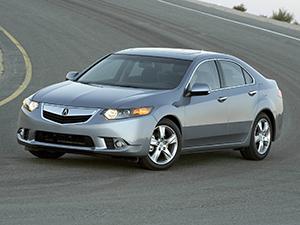 Технические характеристики Acura TSX