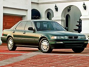 Vigor с 1989 по 1995