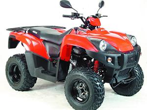 Aeon Crossland 350 утилитарный 350 4x4