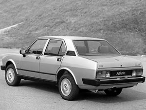 Alfa Romeo Alfetta 4 дв. седан 116