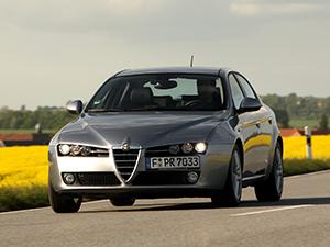 Alfa Romeo 159 4 дв. седан 159
