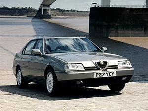Alfa Romeo 164 4 дв. седан 164