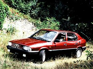 Alfa Romeo 33 5 дв. хэтчбек 905