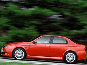 Alfa Romeo 156 4 дв. седан 932