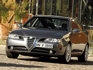Alfa Romeo 166 4 дв. седан 936
