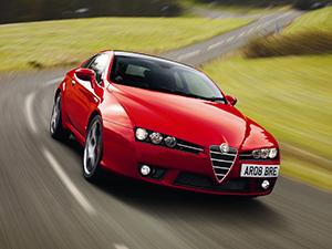 Alfa Romeo Brera 3 дв. купе Brera
