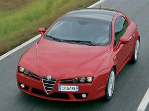 Alfa Romeo Brera 3 дв. купе Brera (939)