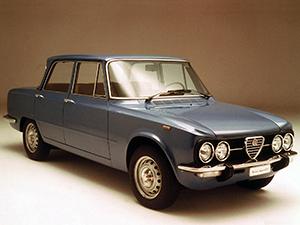 Alfa Romeo Giulia 4 дв. седан Giulia