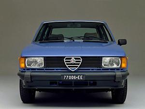 Alfa Romeo Giulietta 4 дв. седан 116