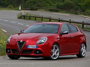 Alfa Romeo Giulietta 5 дв. хэтчбек Giulietta