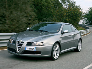 Alfa Romeo GT 3 дв. купе GT