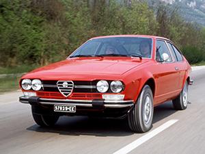 Alfa Romeo Alfetta 2 дв. купе GTV