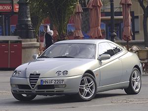 Alfa Romeo GTV 2 дв. купе GTV