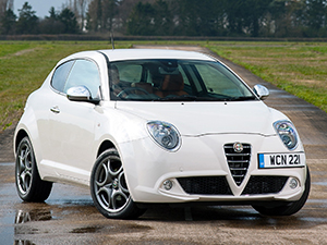 Alfa Romeo MiTo 3 дв. хэтчбек MiTo