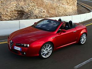 Alfa Romeo Spider 2 дв. кабриолет Spider