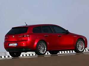 Alfa Romeo 159 5 дв. универсал Sportwagon