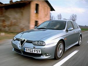 Alfa Romeo 156 5 дв. универсал Sportwagon (932)