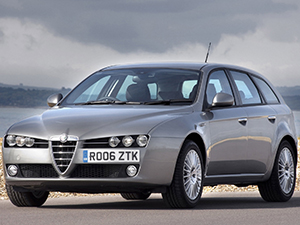 Alfa Romeo 159 5 дв. универсал Sportwagon (939)