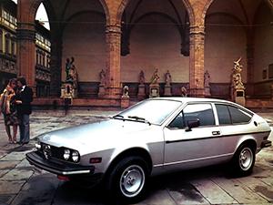 Alfa Romeo Sprint 2 дв. купе Sprint