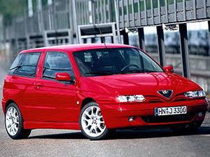 Технические характеристики Alfa Romeo 145