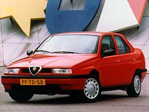 Технические характеристики Alfa Romeo 155