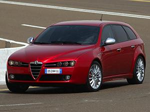 Технические характеристики Alfa Romeo 159