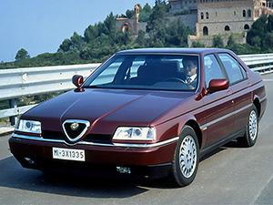 Технические характеристики Alfa Romeo 164